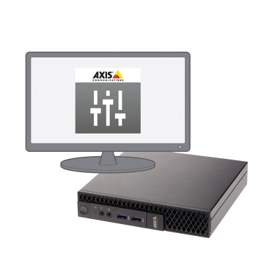 AXIS AUDIO MANAGER C7050 SERVER