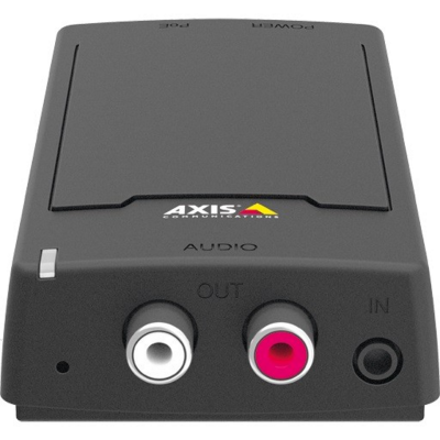 AXIS C8033 NETWORK AUDIO BRIDGE