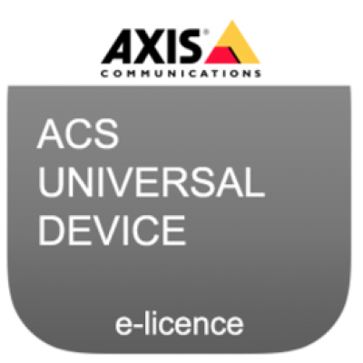 AXIS Camera Station (ACS) 4 TO UNIVERSAL 5 UPG.LIC