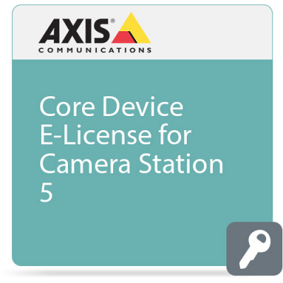 AXIS Camera Station (ACS) 4 CORE DEVICE LICENSE