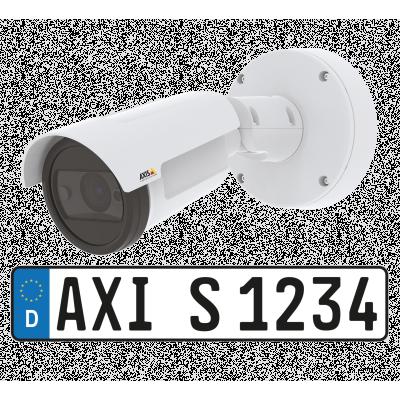 AXIS P1455-LE-3 L. P. Verifier Kit