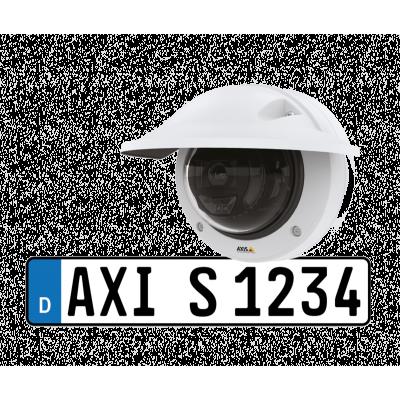 AXIS P3245-LVE-3 L. P. Verifier Kit