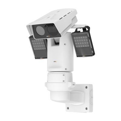 AXIS Q8752-E ZOOM 8.3 FPS