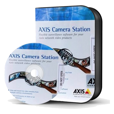 AXIS Camera Station 20 license add-on E-DEL