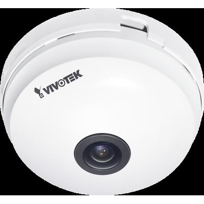 Камера сетевая купольная FishEye VIVOTEK FE8180