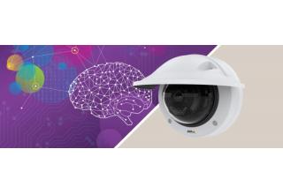 AXIS P3255-LVE с поддержкой искусственного интеллекта