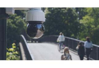 Высокоскоростная PTZ-камера AXIS Q6135-LE