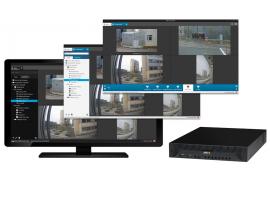 Новый клиент AXIS Camera Station